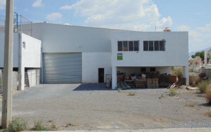 Foto de bodega en renta en del bajio, avícola, saltillo, coahuila de zaragoza, 619667 no 01