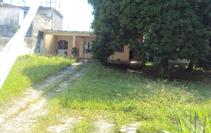 Foto de terreno habitacional en venta en  , del bosque, centro, tabasco, 1436389 No. 01