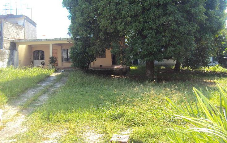 Foto de terreno habitacional en venta en  , del bosque, centro, tabasco, 1436389 No. 02