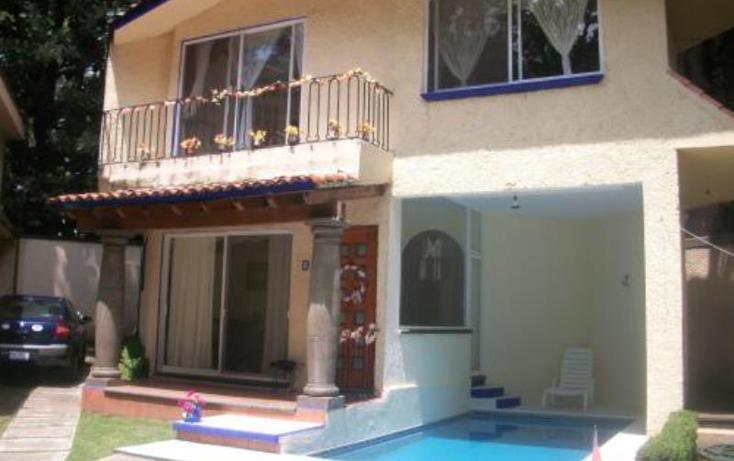 Foto de casa en venta en  , del bosque, cuernavaca, morelos, 372560 No. 02