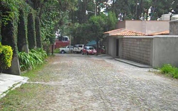 Foto de terreno habitacional en venta en  , del bosque, cuernavaca, morelos, 399195 No. 04