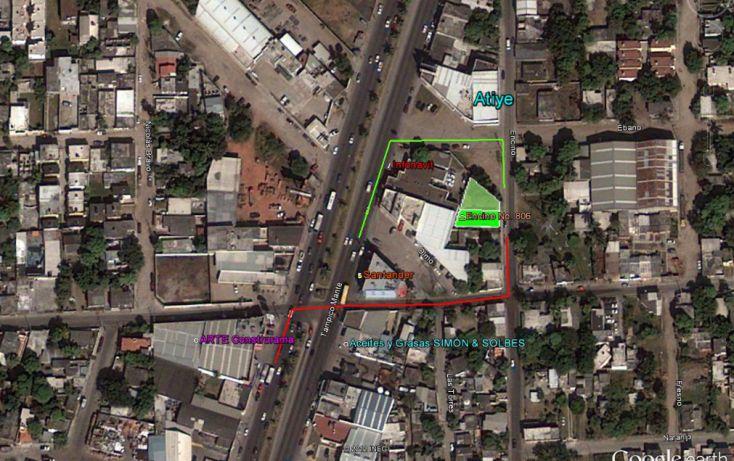 Foto de oficina en renta en, del bosque, tampico, tamaulipas, 1289363 no 01