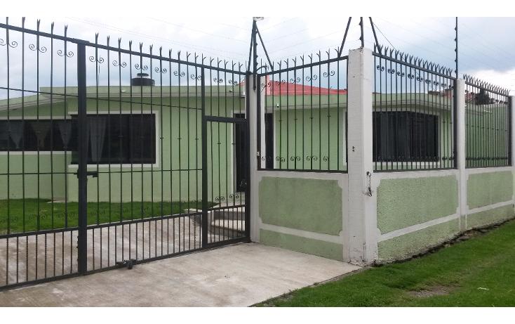 Foto de casa en venta en  , del calvario, zinacantepec, méxico, 1244507 No. 01