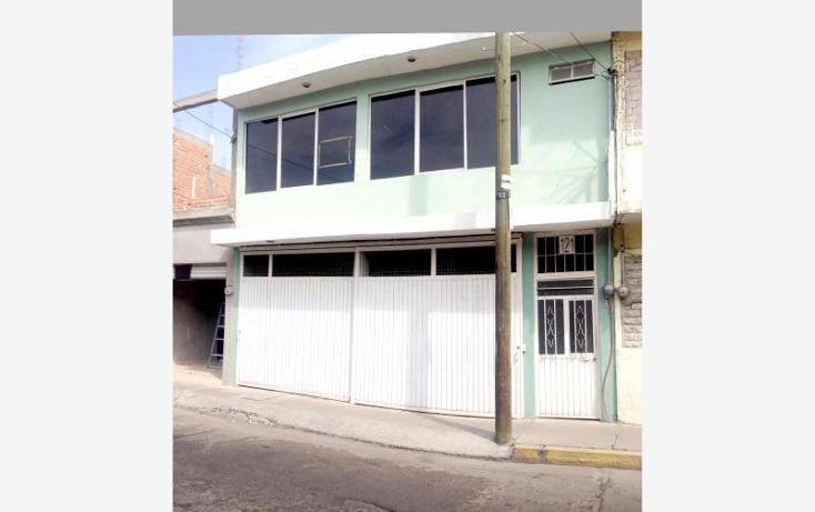 Foto de casa en venta en  , del carmen, aguascalientes, aguascalientes, 2822365 No. 01