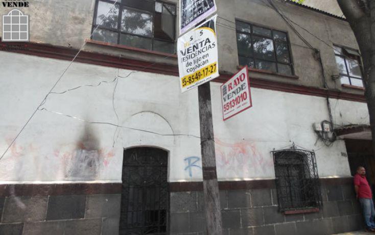 Foto de terreno habitacional en venta en, del carmen, coyoacán, df, 1830633 no 01