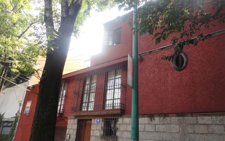 Foto de casa en condominio en renta en, del carmen, coyoacán, df, 1998609 no 02