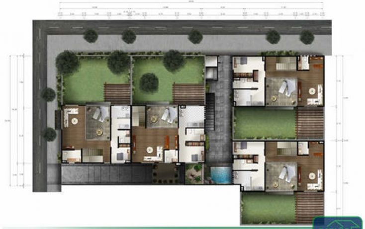 Foto de casa en condominio en venta en, del carmen, coyoacán, df, 2027617 no 01