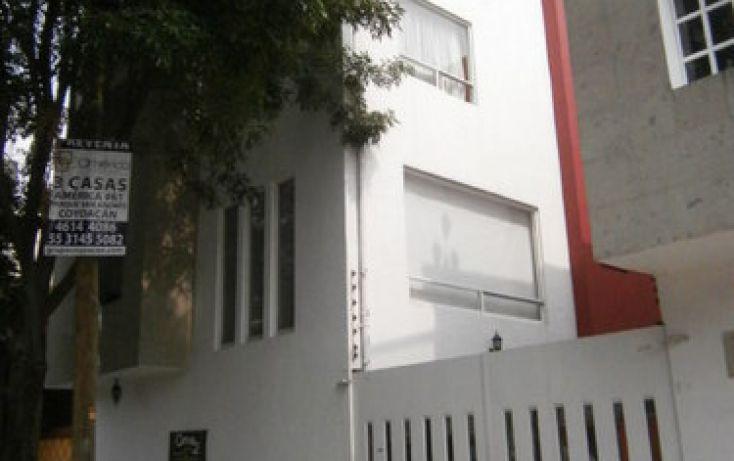 Foto de casa en condominio en renta en, del carmen, coyoacán, df, 2027891 no 01