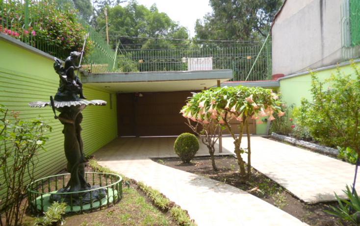 Foto de casa en venta en  , del carmen, coyoacán, distrito federal, 1143073 No. 01