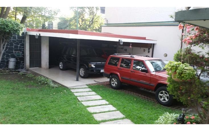 Foto de casa en venta en  , del carmen, coyoacán, distrito federal, 1502203 No. 13