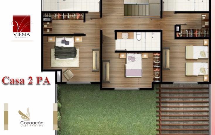 Foto de casa en venta en  , del carmen, coyoacán, distrito federal, 1645324 No. 04