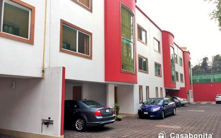 Foto de casa en venta en  , del carmen, coyoacán, distrito federal, 1830326 No. 01