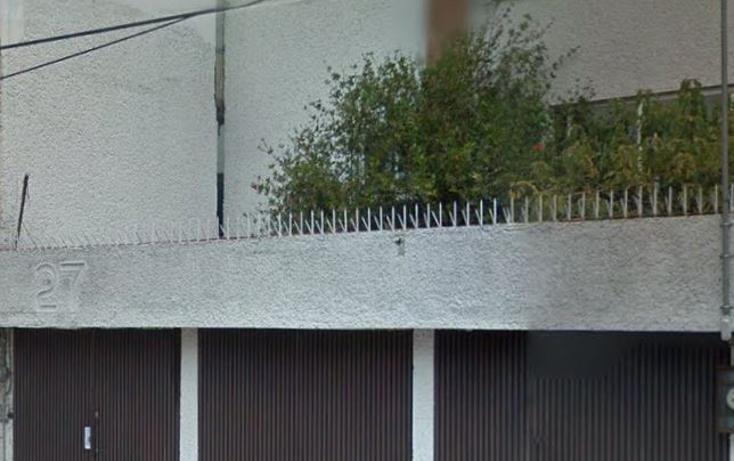 Foto de casa en renta en  , del carmen, coyoacán, distrito federal, 1848808 No. 02