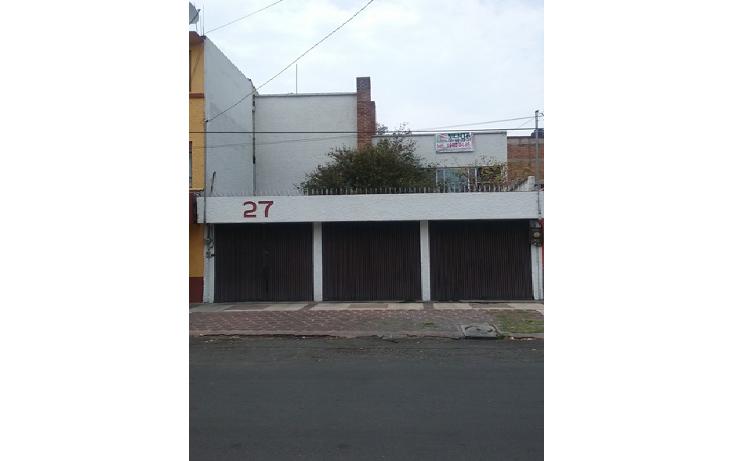 Foto de casa en renta en  , del carmen, coyoacán, distrito federal, 1848808 No. 11