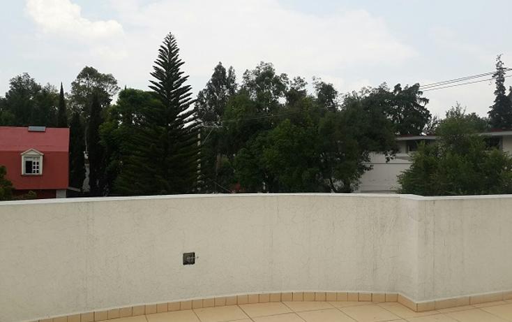 Foto de casa en condominio en venta en  , del carmen, coyoacán, distrito federal, 2030878 No. 10