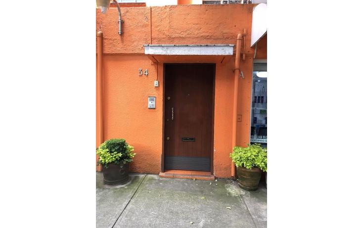 Foto de oficina en renta en  , del carmen, coyoacán, distrito federal, 2844984 No. 04