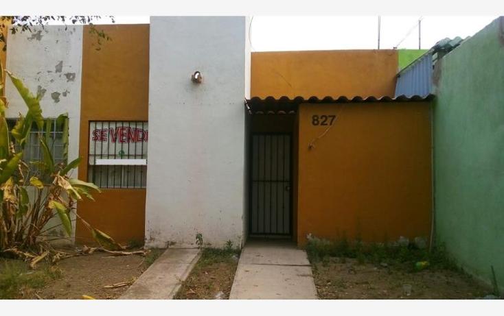 Foto de casa en venta en del centenario 827, el centenario, villa de ?lvarez, colima, 1933408 No. 01