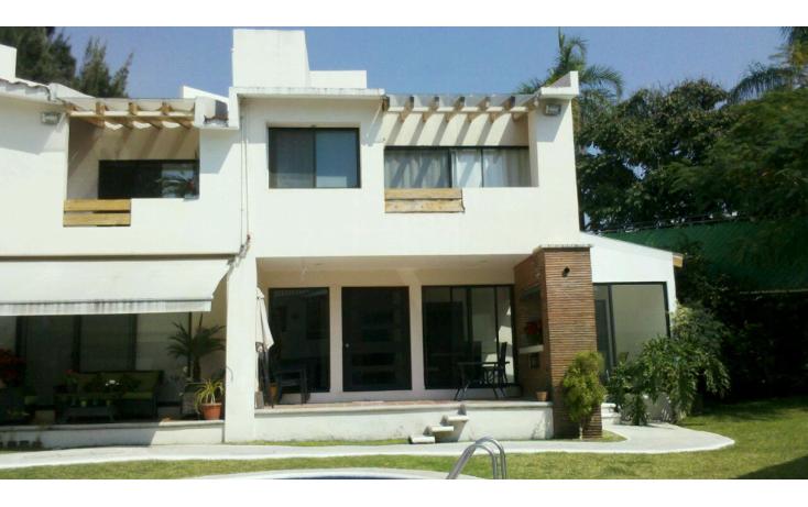 Foto de casa en venta en  , del empleado, cuernavaca, morelos, 1639952 No. 02