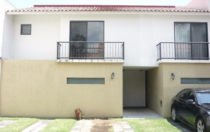 Foto de casa en condominio en venta en  , del empleado, cuernavaca, morelos, 1703188 No. 01
