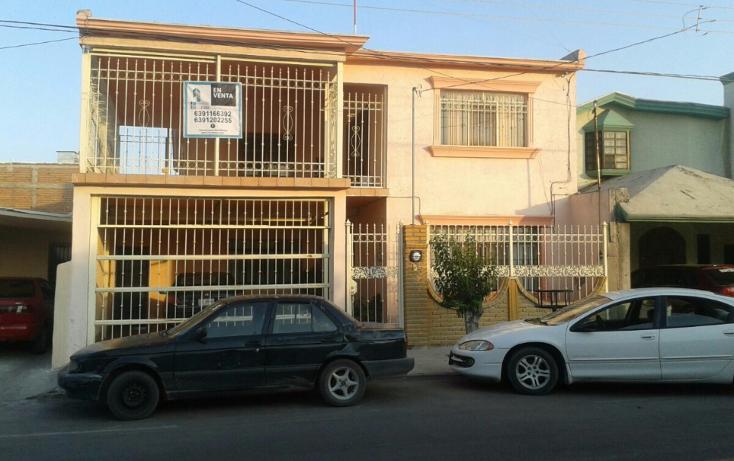 Foto de casa en venta en  , del empleado, delicias, chihuahua, 1468143 No. 01