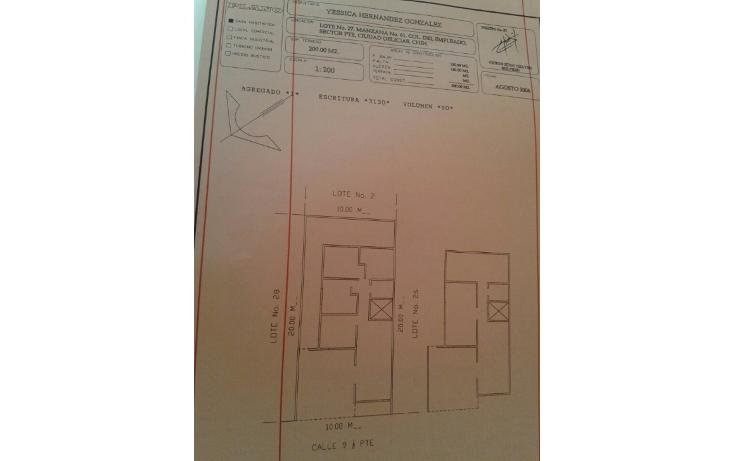 Foto de casa en venta en  , del empleado, delicias, chihuahua, 1468143 No. 08