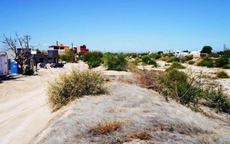 Foto de terreno habitacional en venta en del fuego, la fuente, la paz, baja california sur, 884271 no 03