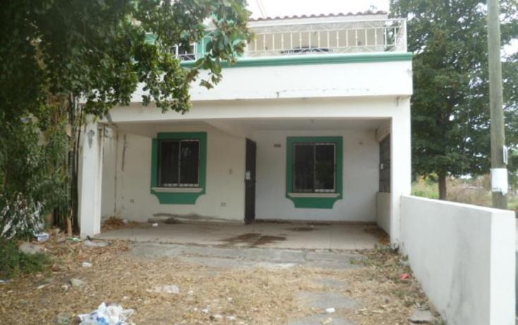 Foto de casa en venta en  , del humaya, culiacán, sinaloa, 1765622 No. 01