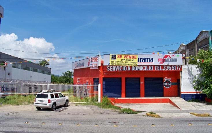 Foto de terreno comercial en venta en  , del mar, manzanillo, colima, 1258239 No. 02