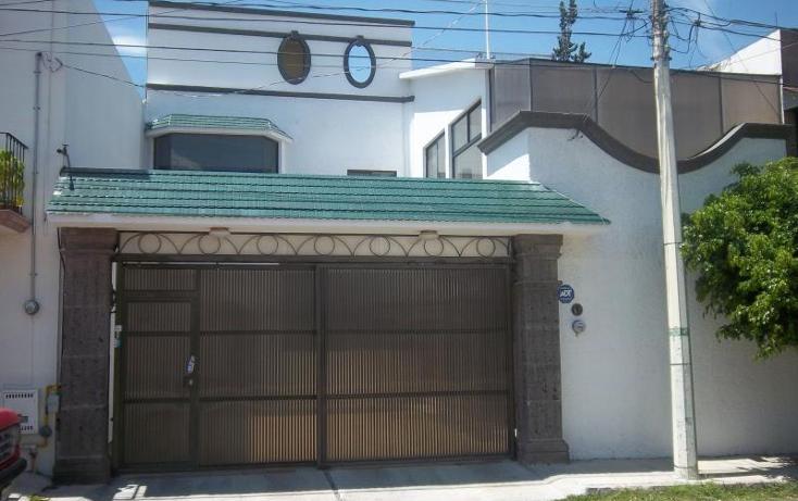 Foto de casa en venta en del marques 00, carretas, querétaro, querétaro, 1594236 No. 01