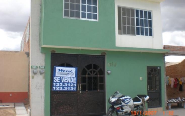 Foto de casa en venta en del naranjo 365, valle del agave, soledad de graciano sánchez, san luis potosí, 894677 no 01
