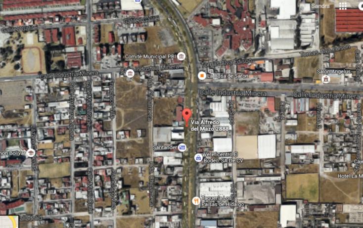 Foto de terreno habitacional en venta en, del panteón, toluca, estado de méxico, 1514228 no 01