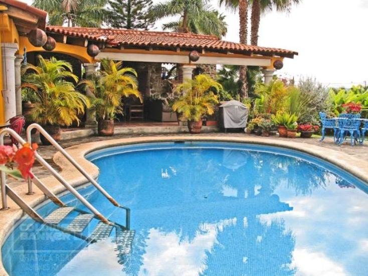 Foto de casa en venta en del parque 146, ribera del pilar, chapala, jalisco, 1755647 No. 01