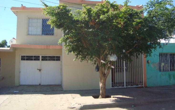 Foto de casa en venta en  , del parque, ahome, sinaloa, 1893204 No. 01