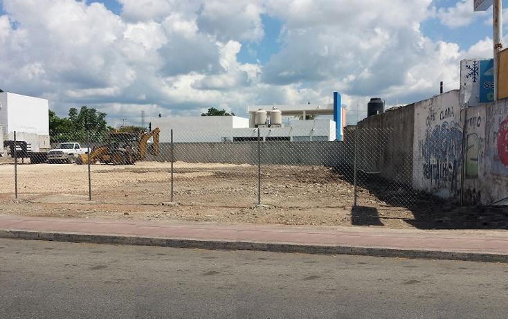 Foto de terreno comercial en venta en  , del parque, mérida, yucatán, 1330283 No. 01