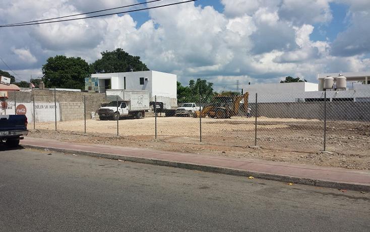 Foto de terreno comercial en venta en  , del parque, mérida, yucatán, 1330283 No. 02