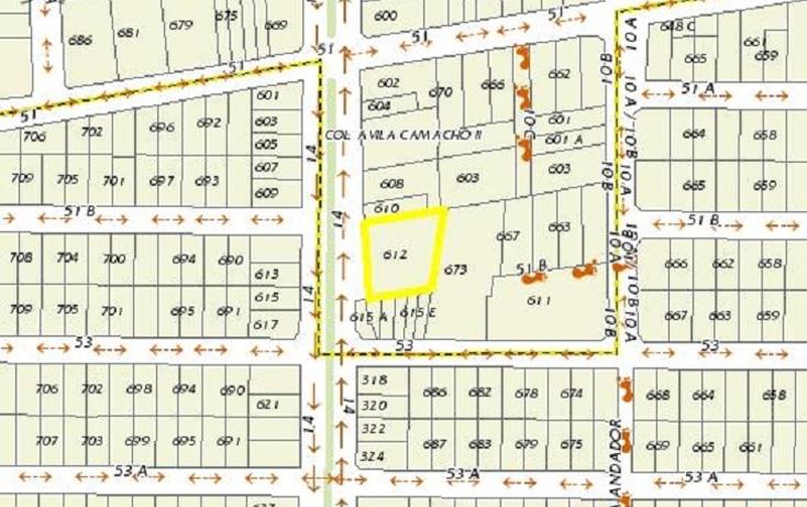 Foto de terreno comercial en venta en  , del parque, mérida, yucatán, 1330283 No. 05