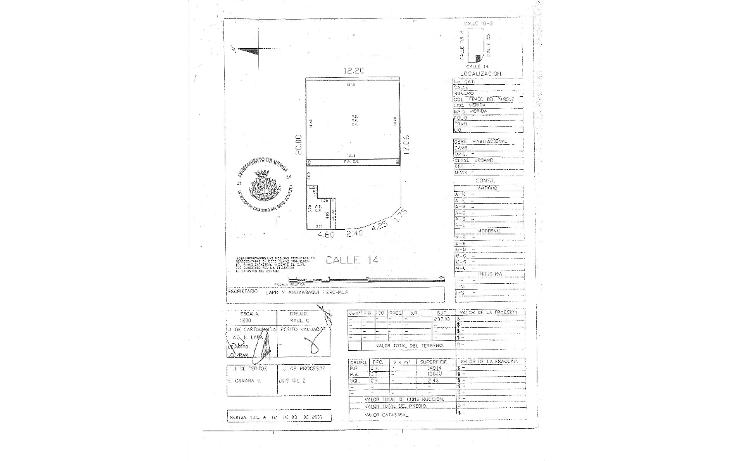 Foto de edificio en venta en  , del parque, mérida, yucatán, 1337769 No. 12