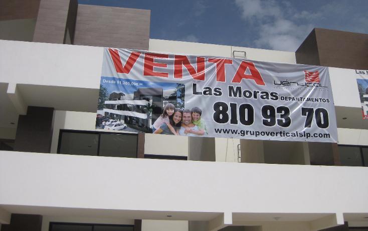 Foto de departamento en venta en  , del parque, san luis potosí, san luis potosí, 1484641 No. 01