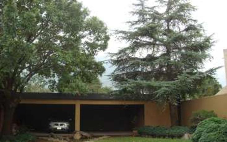 Foto de casa en venta en  , del paseo residencial, monterrey, nuevo león, 1075519 No. 01