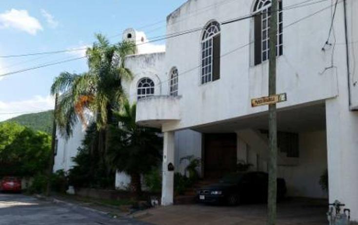 Foto de casa en venta en  , del paseo residencial, monterrey, nuevo león, 1094749 No. 01