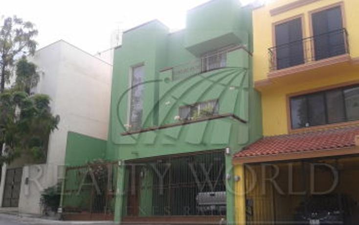 Foto de casa en venta en  , del paseo residencial, monterrey, nuevo león, 1736778 No. 01