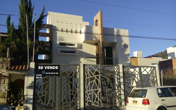 Foto de casa en venta en  , del periodista, morelia, michoacán de ocampo, 1478777 No. 01