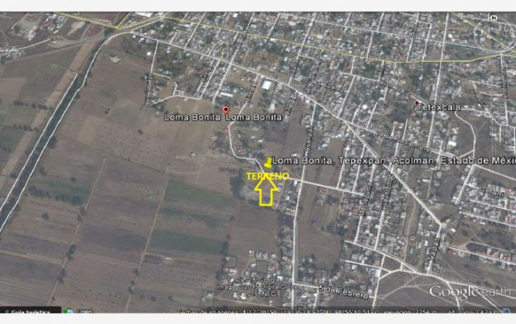 Foto de terreno habitacional en venta en del pilar 2, tetexcala, acolman, estado de méxico, 664589 no 02