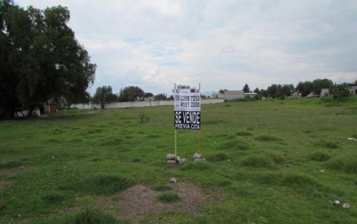 Foto de terreno habitacional en venta en del pilar 2, tetexcala, acolman, estado de méxico, 664589 no 04