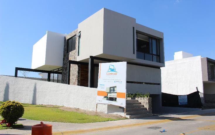Foto de casa en venta en  , del pilar residencial, tlajomulco de zúñiga, jalisco, 1318131 No. 01