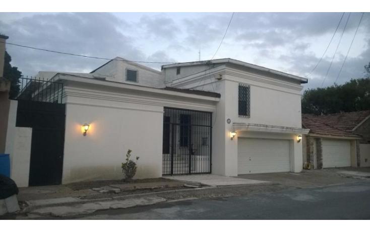 Foto de casa en venta en  , del prado, reynosa, tamaulipas, 1860368 No. 01