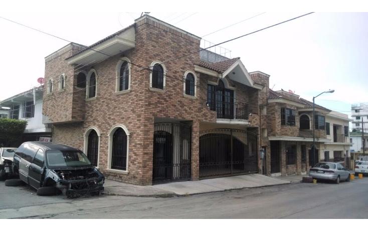 Foto de casa en venta en  , del pueblo, tampico, tamaulipas, 1276115 No. 01