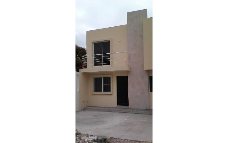 Foto de casa en venta en  , del pueblo, tampico, tamaulipas, 1956144 No. 01