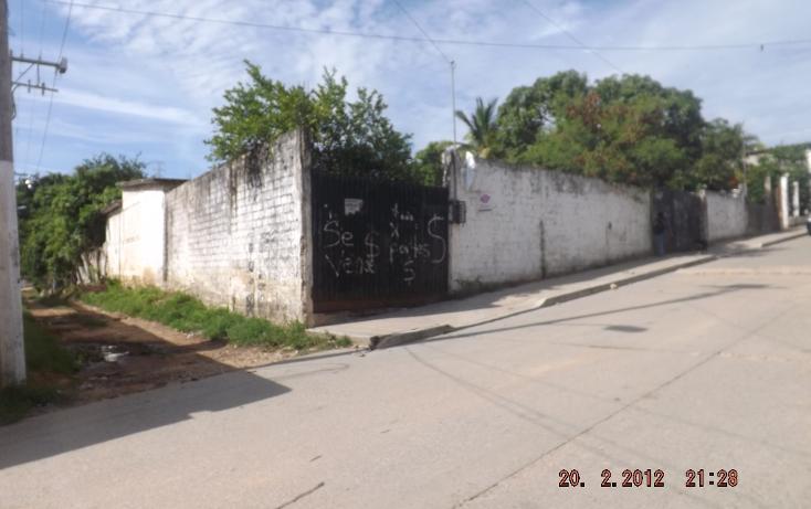 Foto de terreno comercial en venta en  , del rastro, acapulco de juárez, guerrero, 1124893 No. 01