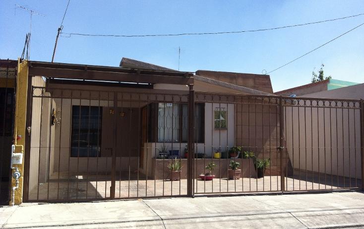 Foto de casa en renta en  , del real, san luis potosí, san luis potosí, 1260421 No. 01